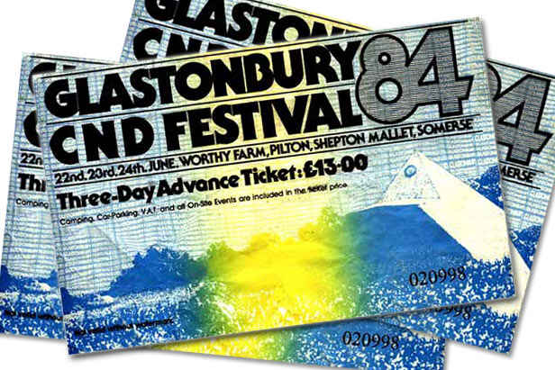 Countdown to Glastonbury