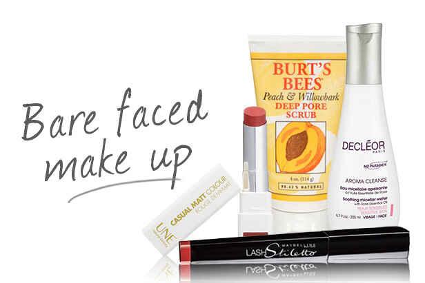 Bare Faced Make-Up