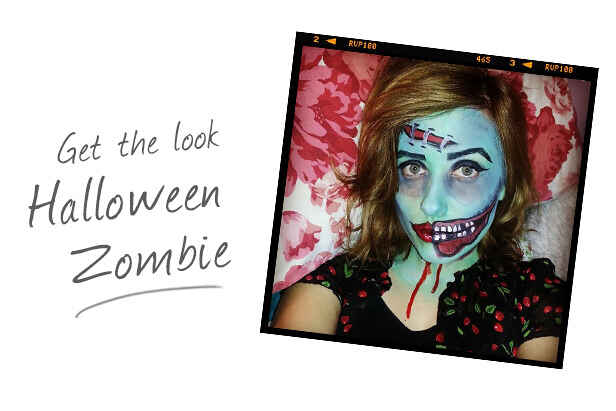 Get The Look – The Halloween Zombie
