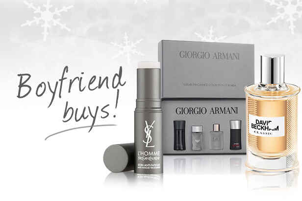 The Boyfriend Buys
