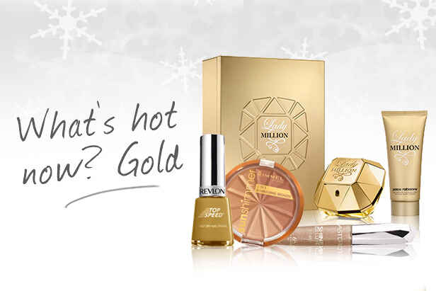 What's Hot Now? – Gold!