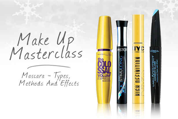 Make-up Masterclass – Mascara