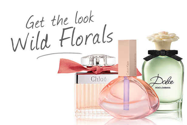 Get the Look: SS14 Wild Florals