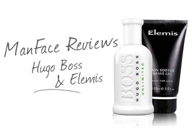 ManFace reviews HUGO BOSS & Elemis