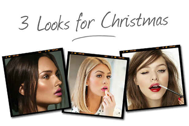 Party, Chill, Refresh: 3 Looks of Christmas