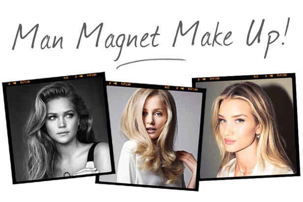 Man Magnet Makeup!