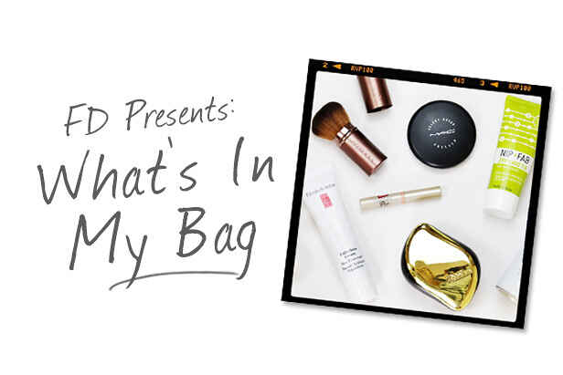FD Presents: What's In My Bag