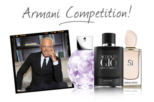 Armani Competition