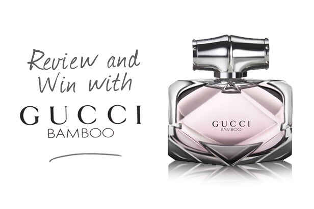 Review and Win Competition with Gucci Bamboo