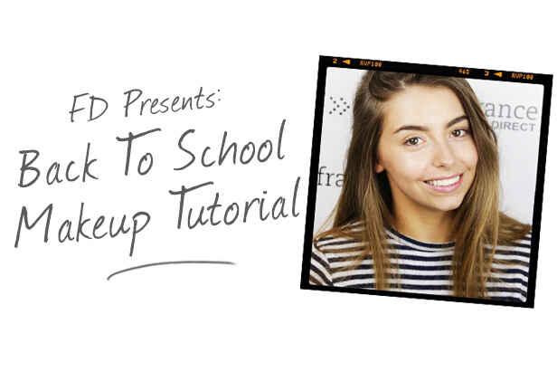 FD Presents: Back to School Makeup Look