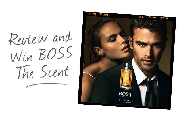 Review and Win with BOSS The Scent