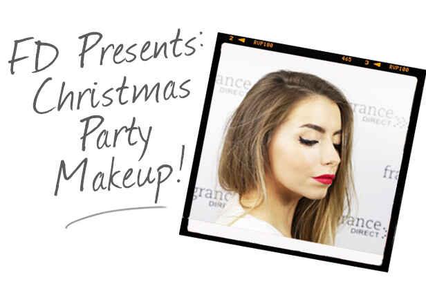 FD Presents: Christmas Party Makeup