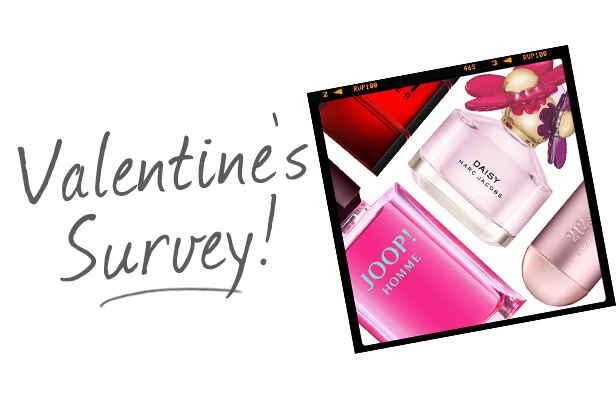 Valentine's Survey