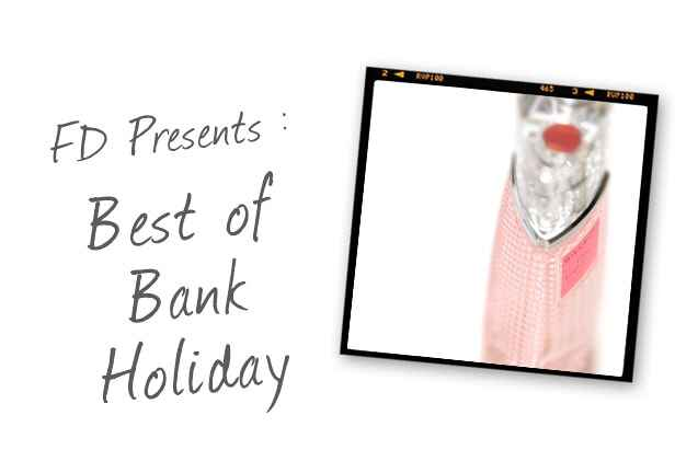 Best of Bank Holiday Splurges