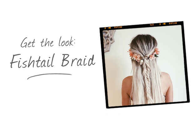 Get the Look: Fishtail Braid