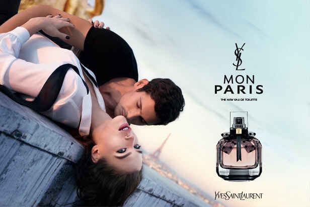 The Scent Of The Summer: YSL Mon Paris EDT