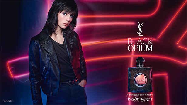 Yves Saint Laurent Black Opium Glow