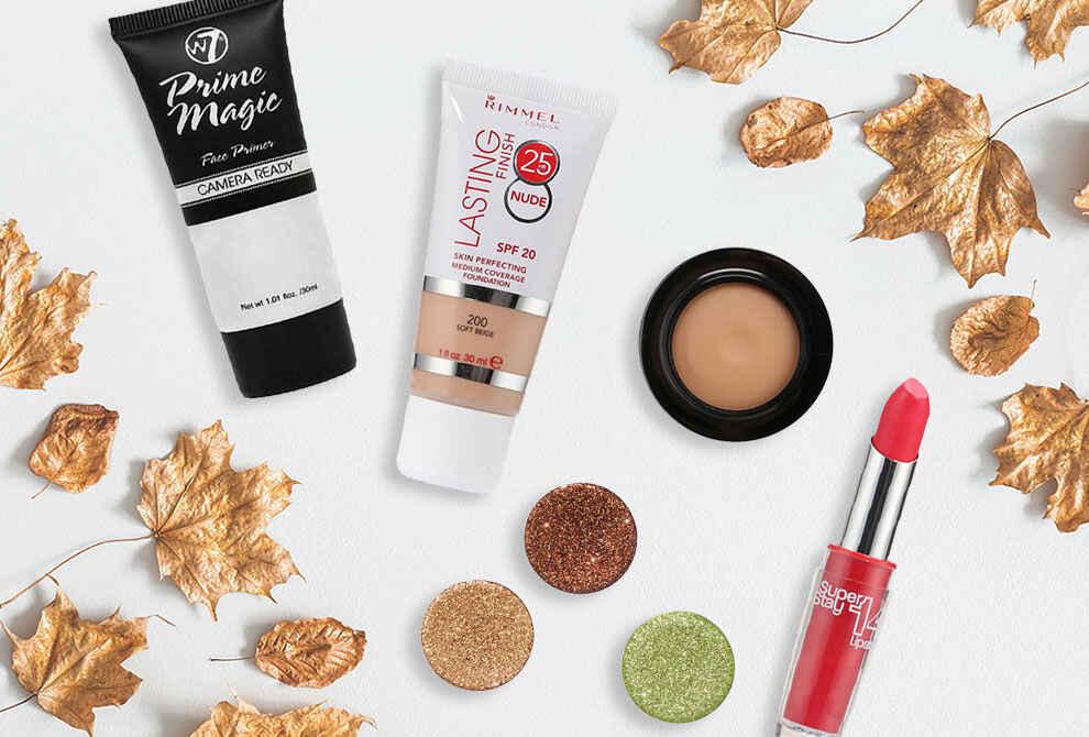 Autumn Makeup Trends