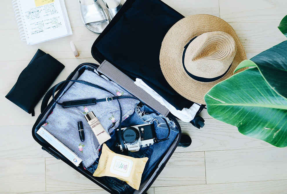 How To Pack For A Weekend Break