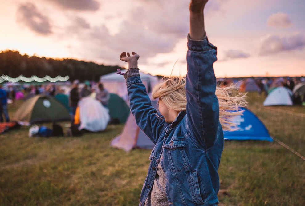 This Festival Survival Tips Checklist Will Have You Covered For Eternity
