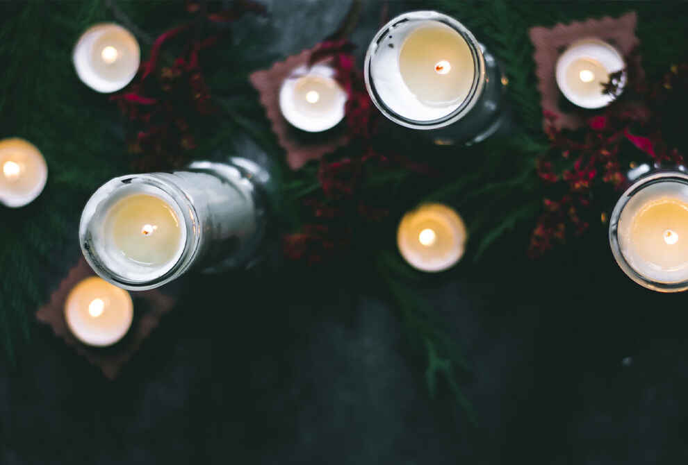 The Autumn Candle Edit
