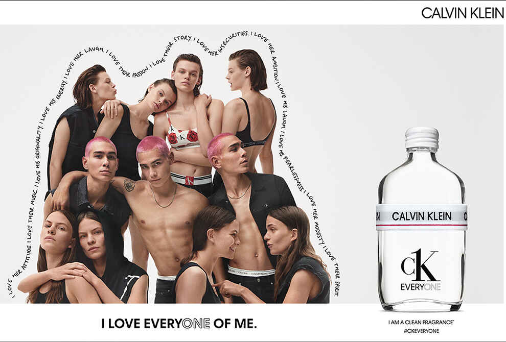 CK Everyone – The First Clean, Vegan, Gender-Free Fragrance!