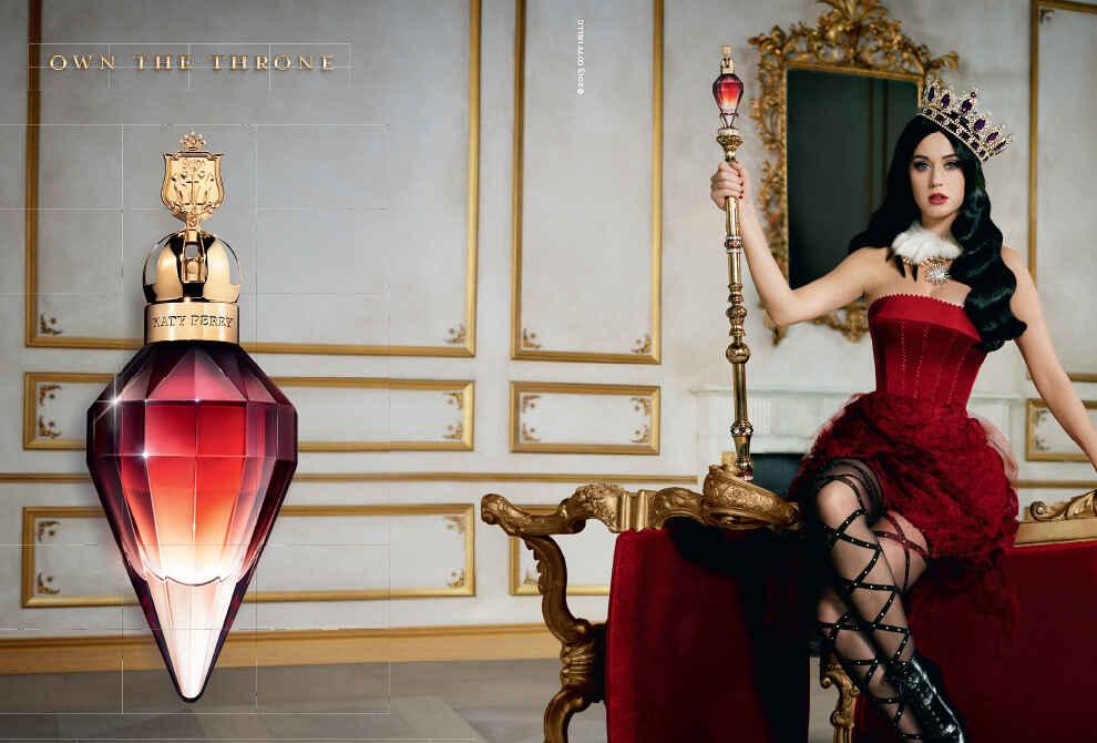 Celebrity-Endorsed Perfume We Love