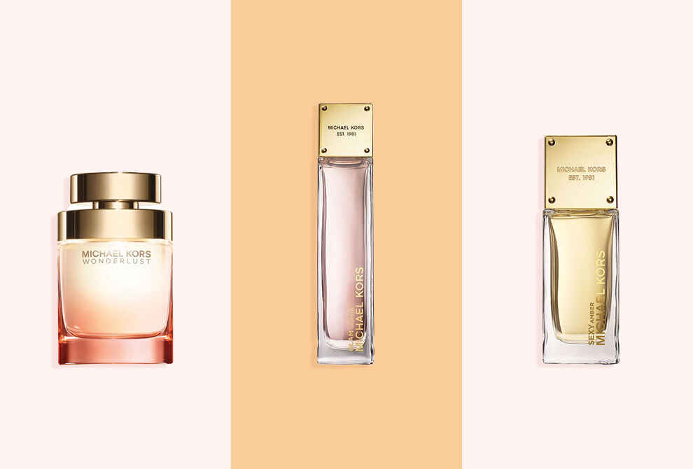 Michael Kors: Meet Your New Favourite Fragrances