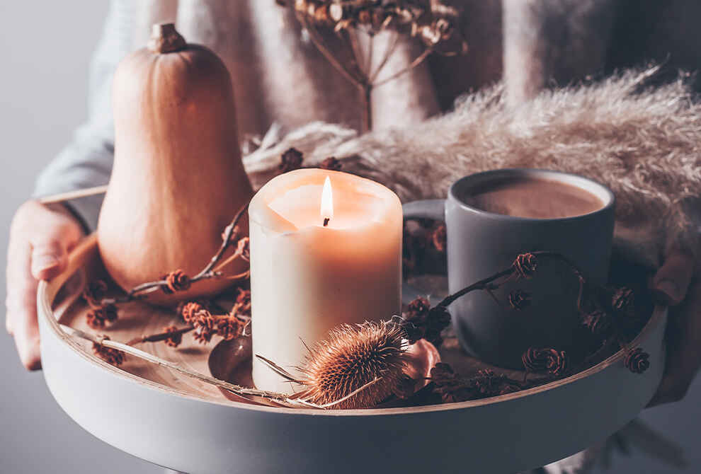 Autumn Scents For Your Home