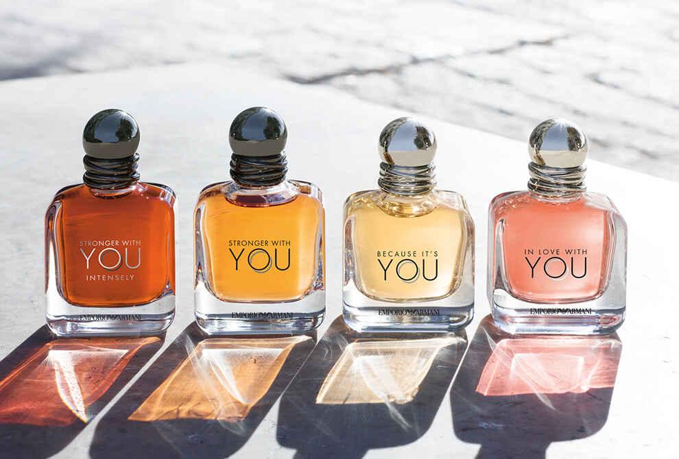 Armani Fragrance Gift Guide 2020