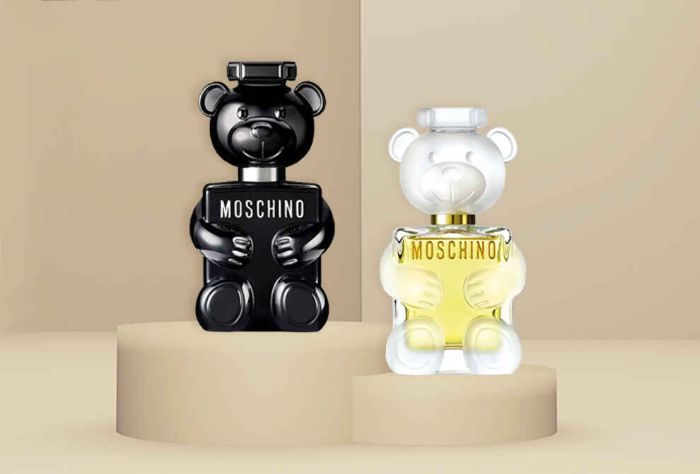 Gift The Ultimate Fragrance Power Couple With Moschino