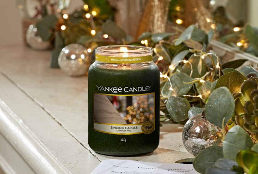Fill Your Home With Yankee Candle This Season!