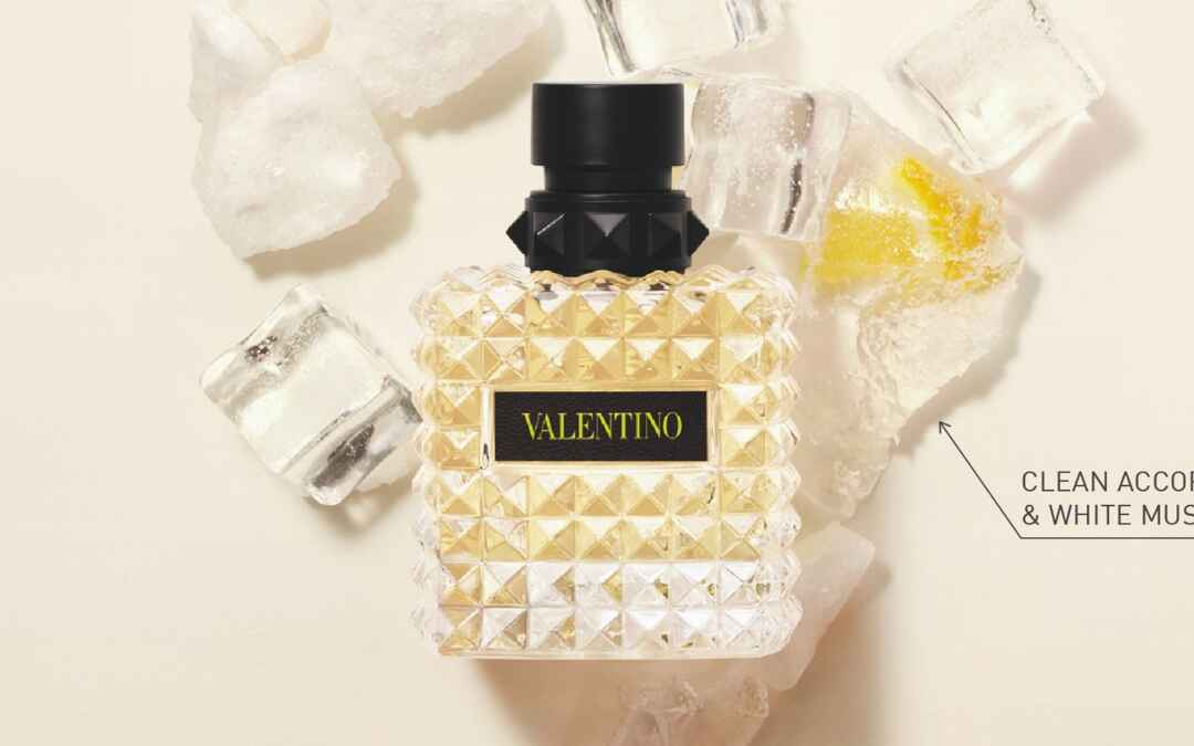 Valentino Scents To See You Through The Season