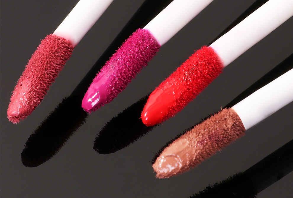 Lipstick Shade Guide