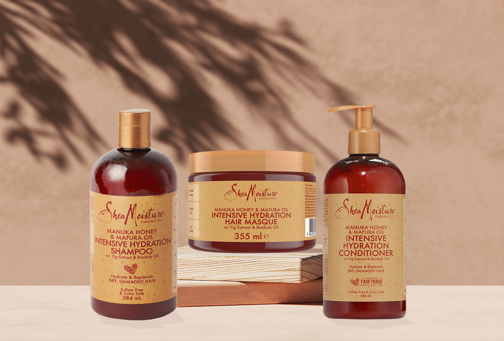 A Curly Girl's Guide to Summer with Shea Moisture
