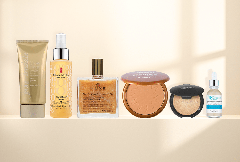 Makeup Must-Haves That Give You The Perfect Summer Glow