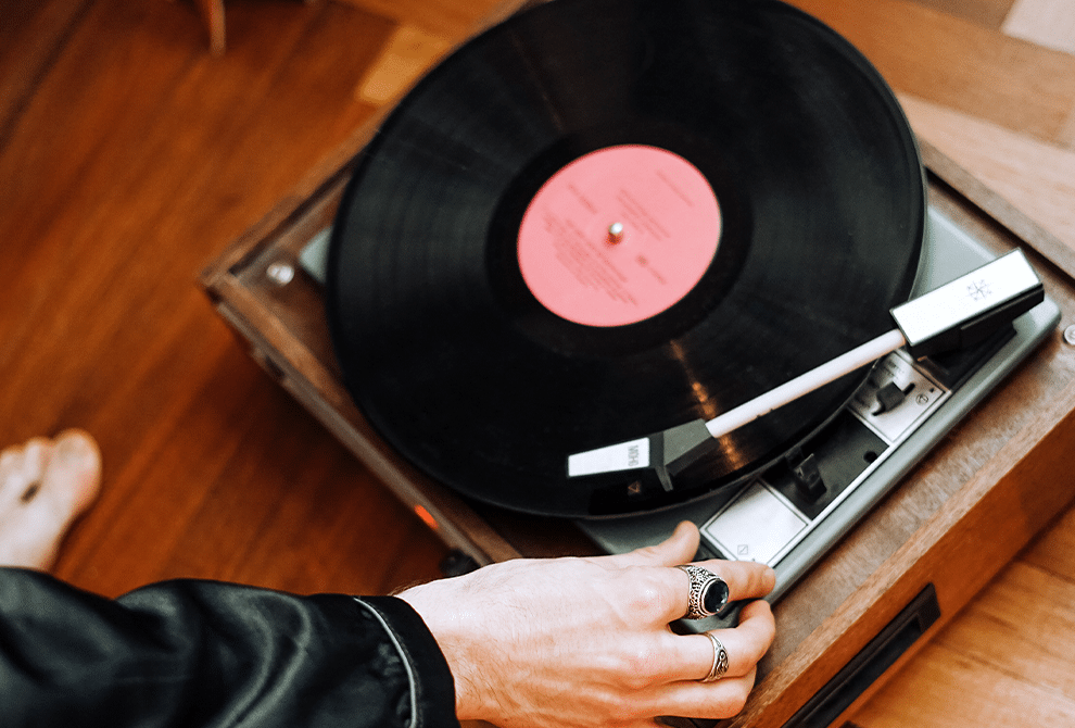 Find Your Sound With Perfume and Music